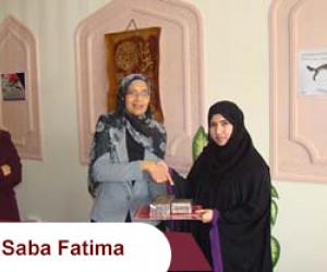 Saba Fatima