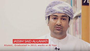 Jassim Al-Lawati shares his Majan experience