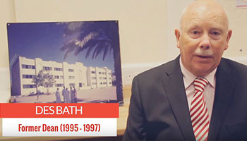 Des Bath shares his Majan experience