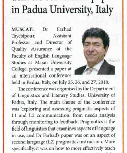 Dr.Farhad