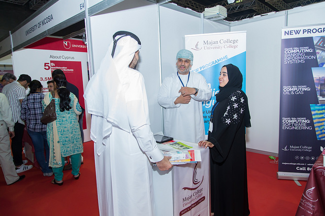 MUC at Uni Expo, Qatar