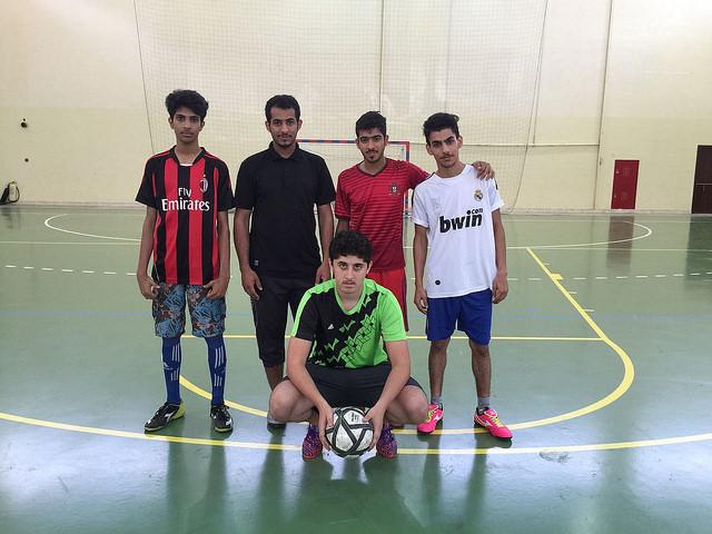 Futsal Dean